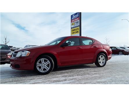 2012 Dodge Avenger Base (Stk: P622) in Brandon - Image 1 of 24