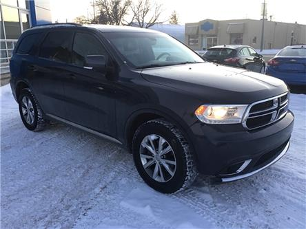 2014 Dodge Durango Limited (Stk: 212030) in Brooks - Image 1 of 24