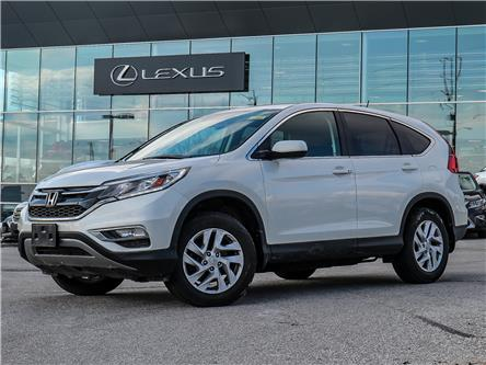 2016 Honda CR-V SE (Stk: 12742G) in Richmond Hill - Image 1 of 14
