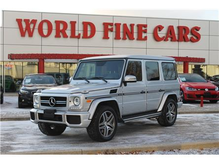 2013 Mercedes-Benz G-Class Base (Stk: 1251) in Toronto - Image 1 of 24