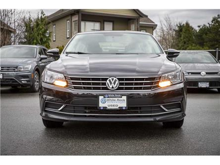 2018 Volkswagen Passat 2.0 TSI Trendline+ (Stk: KT106421AA) in Vancouver - Image 2 of 21
