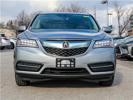 2016 Acura MDX Navigation Package (Stk: 12748G) in Richmond Hill - Image 2 of 23