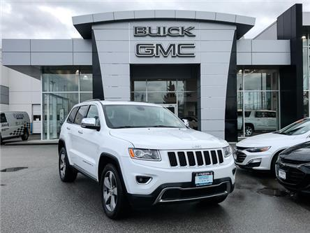 2015 Jeep Grand Cherokee Limited (Stk: 9D00101) in North Vancouver - Image 2 of 29