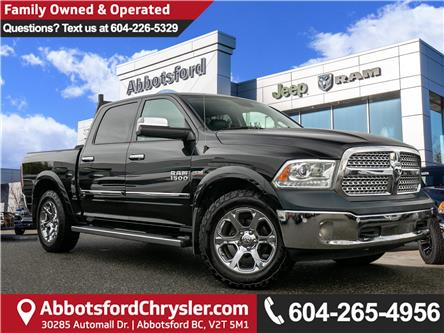 2015 RAM 1500 Laramie (Stk: AB0955) in Abbotsford - Image 1 of 26