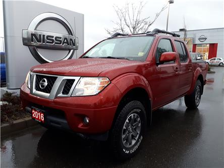 2016 Nissan Frontier PRO-4X (Stk: P0150) in Courtenay - Image 1 of 9