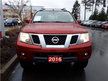 2016 Nissan Frontier PRO-4X (Stk: P0150) in Courtenay - Image 2 of 9