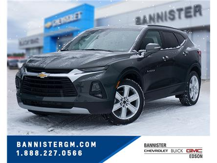 2020 Chevrolet Blazer True North (Stk: 20-043) in Edson - Image 1 of 14