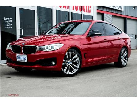 2014 BMW 328i xDrive Gran Turismo (Stk: 191309) in Chatham - Image 1 of 30