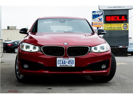 2014 BMW 328i xDrive Gran Turismo (Stk: 191309) in Chatham - Image 2 of 30
