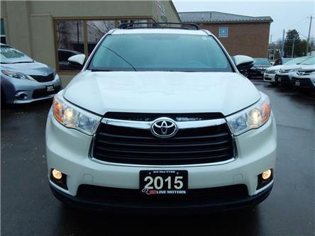 2015 Toyota Highlander XLE (Stk: 5TDJKR) in Kitchener - Image 2 of 27