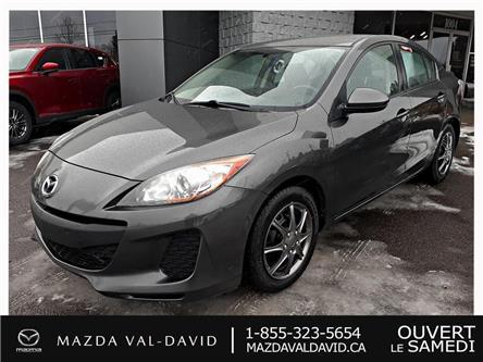 2012 Mazda Mazda3 GX (Stk: 19541A) in Val-David - Image 1 of 16