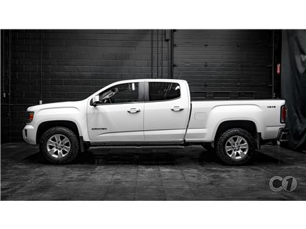 2017 GMC Canyon SLE (Stk: CT19-523) in Kingston - Image 1 of 34