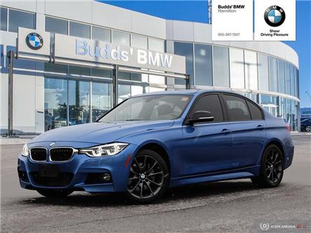 2016 BMW 328i xDrive (Stk: DH3206) in Hamilton - Image 1 of 25