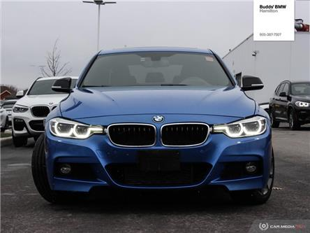2016 BMW 328i xDrive (Stk: DH3206) in Hamilton - Image 2 of 25