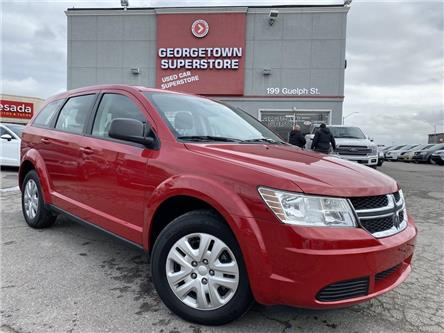 2017 Dodge Journey Canada Value Pkg  ONLY 26KMS   BLUTOOTH PUSH START (Stk: P12825) in Georgetown - Image 2 of 26