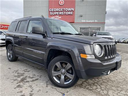 2015 Jeep Patriot High Altitude|LEATHER| ROOF|HTD SEATS |FOGS|ALLOYS (Stk: P12082B) in Georgetown - Image 2 of 24