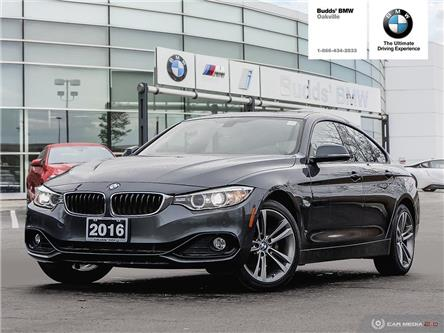 2016 BMW 428i xDrive Gran Coupe (Stk: DB5716) in Oakville - Image 1 of 27
