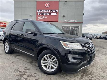 2017 Ford Explorer XLT | LEATHER | NAVI | ROOF | BU CAM | 7 PASS|ROOF (Stk: P12877) in Georgetown - Image 2 of 33