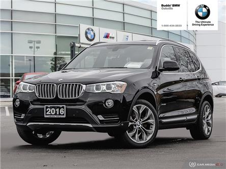 2016 BMW X3 xDrive28i (Stk: T689890A) in Oakville - Image 1 of 26
