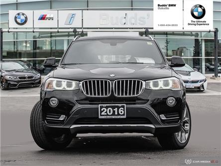 2016 BMW X3 xDrive28i (Stk: T689890A) in Oakville - Image 2 of 26