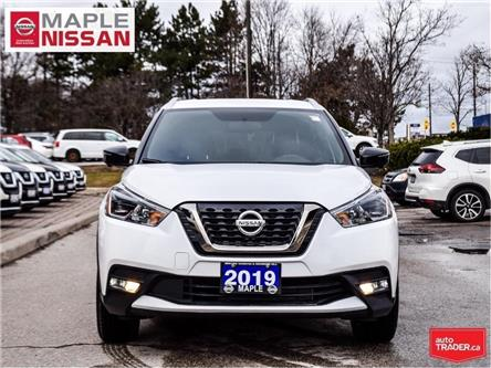 2019 Nissan Kicks SR|CarPlay|Alloys|360 Camera|Leather|Blind Spot (Stk: M19R142A) in Maple - Image 2 of 23