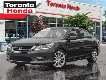 2013 Honda Accord Sedan Touring (Stk: 39757A) in Toronto - Image 1 of 27