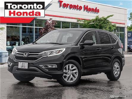 2016 Honda CR-V EX (Stk: 39770) in Toronto - Image 1 of 29