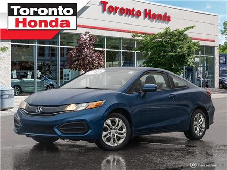 2014 Honda Civic Coupe LX (Stk: 39707A) in Toronto - Image 1 of 28