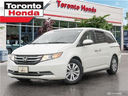 2016 Honda Odyssey EX-L (Stk: 39800) in Toronto - Image 1 of 28