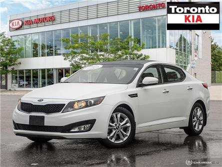 2013 Kia Optima EX (Stk: K31949) in Toronto - Image 1 of 27