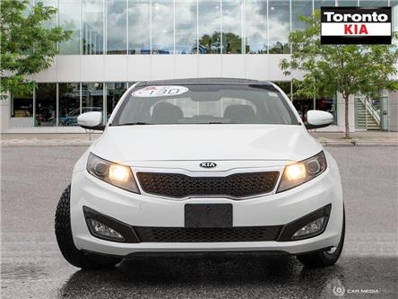 2013 Kia Optima EX (Stk: K31949) in Toronto - Image 2 of 27