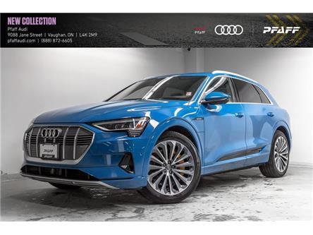 2019 Audi e-tron 55 Technik (Stk: T16939) in Vaughan - Image 1 of 22