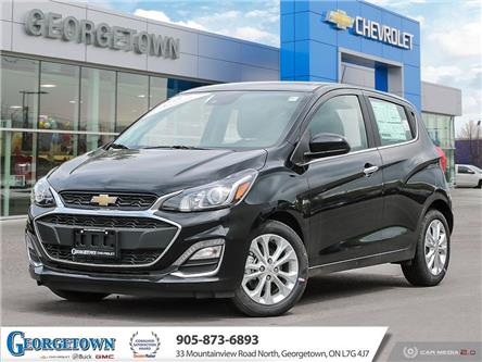 2019 Chevrolet Spark 2LT CVT (Stk: 29719) in Georgetown - Image 1 of 27