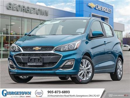 2019 Chevrolet Spark 1LT CVT (Stk: 29726) in Georgetown - Image 1 of 27