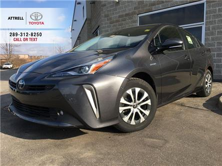 2019 Toyota Prius TECHNOLOGY ADVANCE AWD-E (Stk: 44234) in Brampton - Image 1 of 27