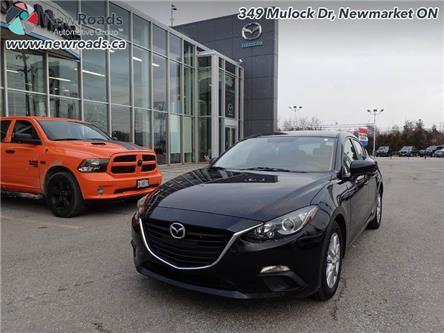 2016 Mazda Mazda3 Sport GS (Stk: 14321) in Newmarket - Image 1 of 30