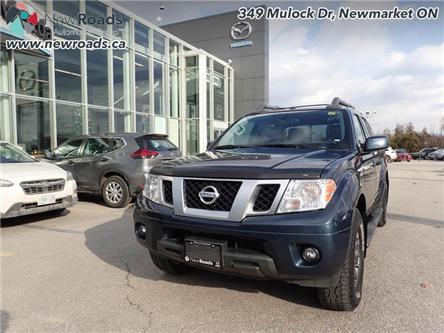 2017 Nissan Frontier PRO-4X (Stk: 41282B) in Newmarket - Image 1 of 30