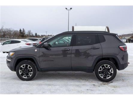 2018 Jeep Compass Trailhawk (Stk: V1112) in Prince Albert - Image 2 of 11