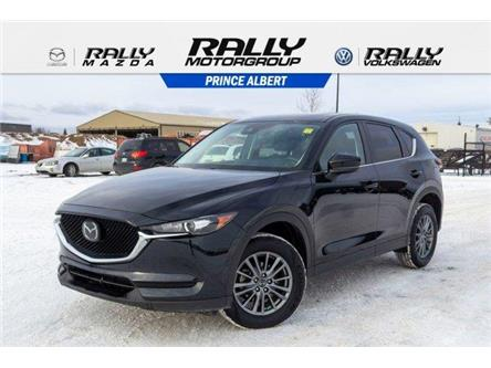 2018 Mazda CX-5 GS (Stk: V1109) in Prince Albert - Image 1 of 11