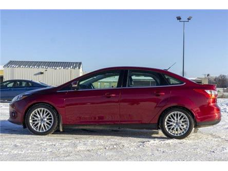 2014 Ford Focus Titanium (Stk: V1073) in Prince Albert - Image 2 of 11