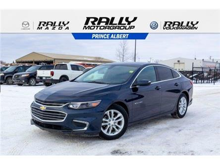 2017 Chevrolet Malibu 1LT (Stk: 19170A) in Prince Albert - Image 1 of 11
