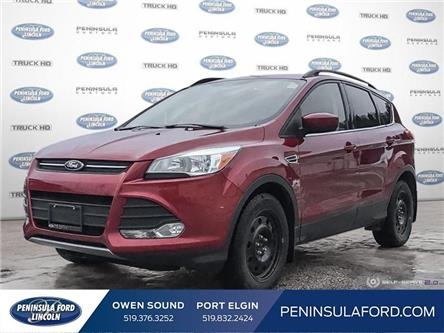 2015 Ford Escape SE (Stk: 19ES45A) in Owen Sound - Image 1 of 24