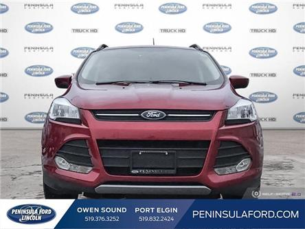 2015 Ford Escape SE (Stk: 19ES45A) in Owen Sound - Image 2 of 24