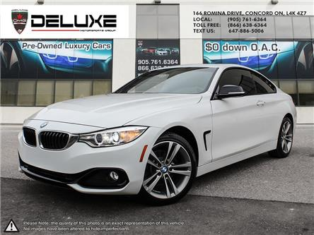 2016 BMW 428i xDrive (Stk: D0681) in Concord - Image 1 of 18