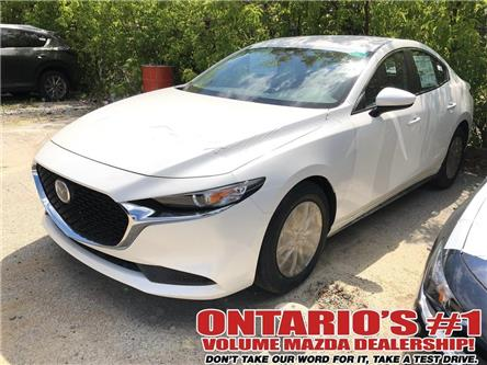 2019 Mazda Mazda3 GS (Stk: 82035) in Toronto - Image 1 of 5