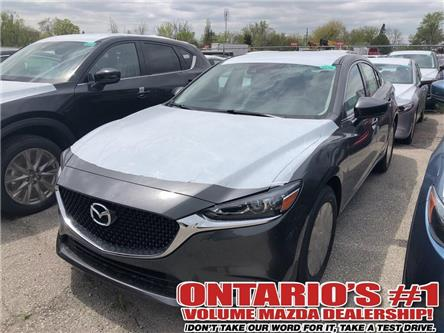 2019 Mazda MAZDA6 GS (Stk: 81834) in Toronto - Image 1 of 5