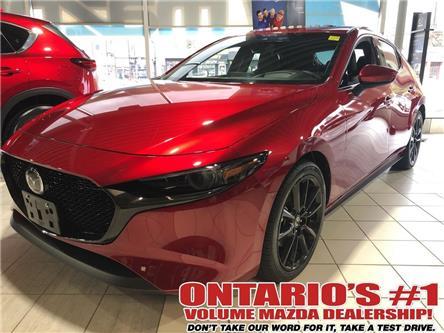2020 Mazda Mazda3 Sport GS (Stk: 85027) in Toronto - Image 1 of 5