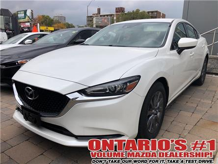2019 Mazda MAZDA6 GS (Stk: 81833) in Toronto - Image 1 of 5