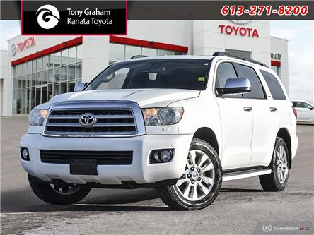 2012 Toyota Sequoia Limited 5.7L V8 (Stk: K4436A) in Ottawa - Image 1 of 30