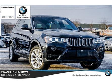 2016 BMW X3 xDrive28i (Stk: 34295A) in Kitchener - Image 1 of 6
